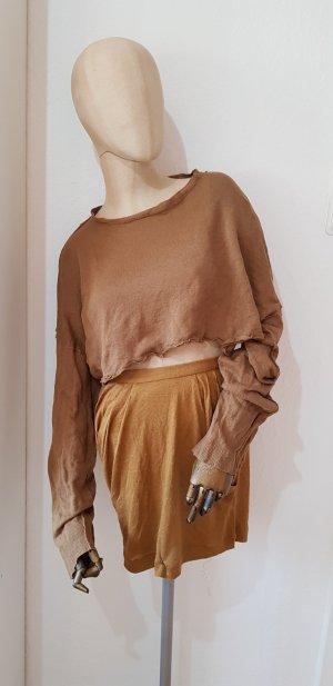 zara crop knit sweater ibiza coachella Festival boho hippie