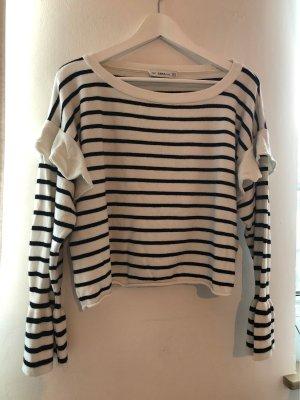 Zara Crop Pullover