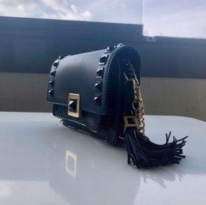 Zara Crossbody Bag mit Etikett