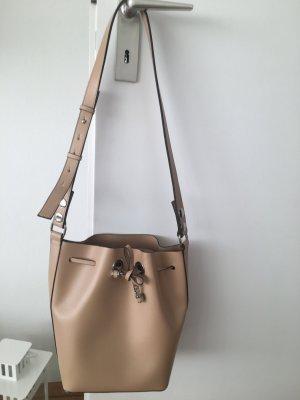 Zara Crossbody Tasche Beige