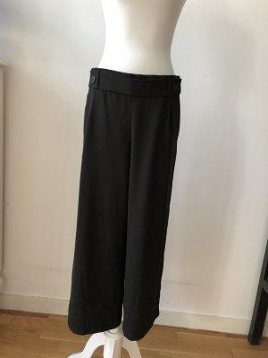 Zara Trafaluc 7/8 Length Trousers black