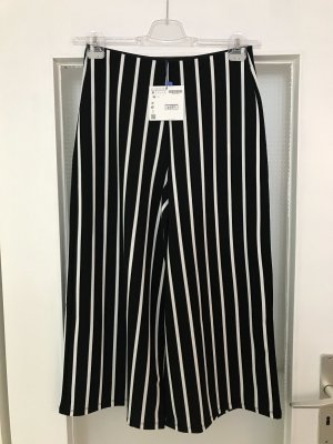 Zara Culottes zwart-wit