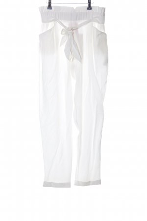 Zara Culottes weiß Casual-Look