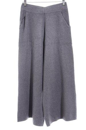 Zara Culottes grau Casual-Look