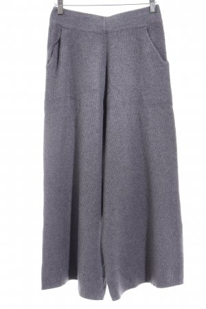 Zara Culottes grijs casual uitstraling