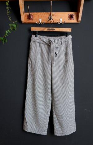 Zara Trafaluc Pantalone culotte multicolore Tessuto misto