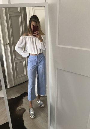 Zara Culottes in hellblau