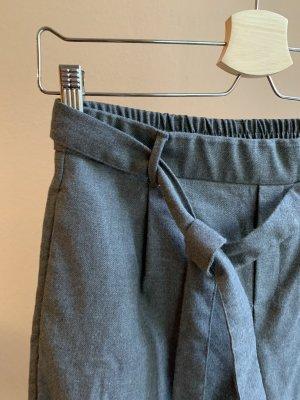 Zara Pantalone culotte multicolore Viscosa