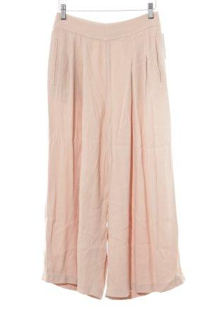 Zara Culottes roze straat-mode uitstraling