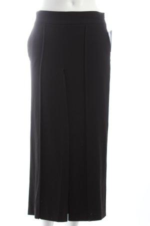 Zara Culottes schwarz schlichter Stil