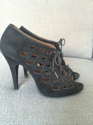 Zara Cut out Peeptoe