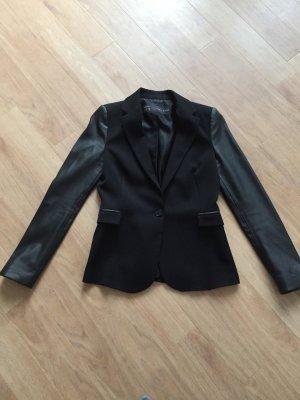 Zara Damen Blazer in schwarz - Größe 36 / S