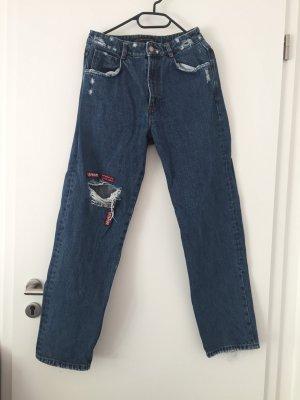 Zara Damen Jeans Hosen