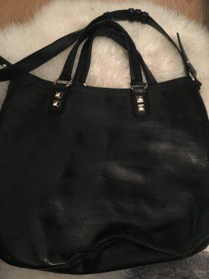 Zara Damentasche in schwarz