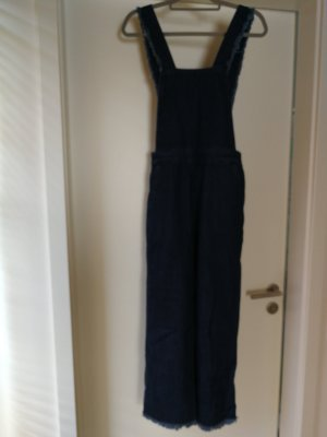 Zara Denim Jumpsuit in XS