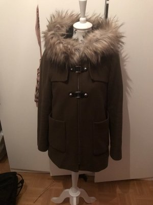 Zara Duffle-coat multicolore