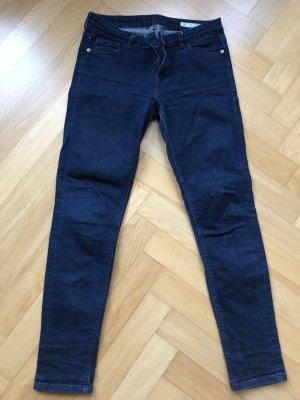 Zara | Dunkelblaue Jeans
