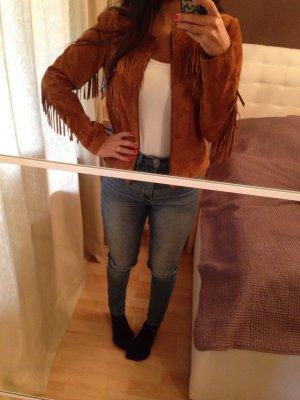 Zara echlederjacke gr M sehr stylish