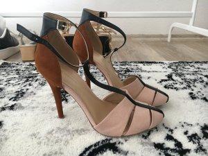 Zara Echtleder High Heels