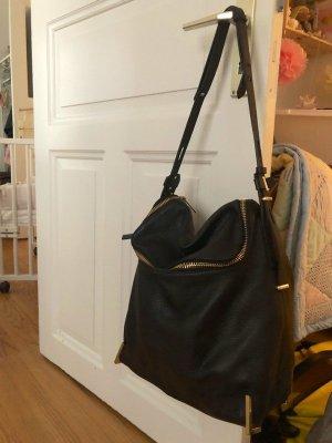 Zara Bag black leather