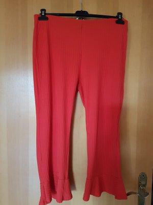 Zara Trafaluc Culottes red
