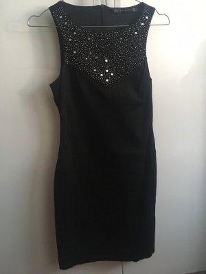 Zara | Enges Kleid | schwarz | S