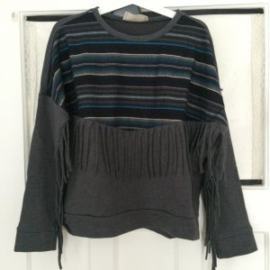 Zara Ethno Fransen Sweater