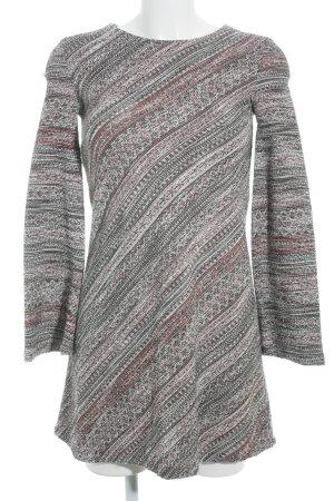 Zara Robe fourreau gradient de couleur molletonné
