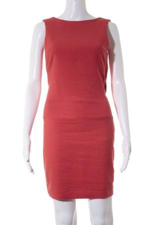 Zara Robe fourreau rouge style d'affaires