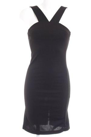Zara Etuikleid schwarz Elegant