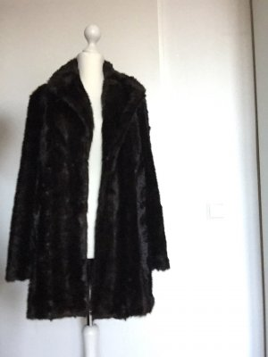 Zara Fake Fur Mantel