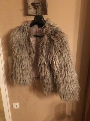ZARA Fake Fur—wie Neu