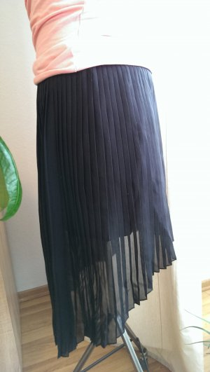 Zara Falten-Fokuhilarock Größe L