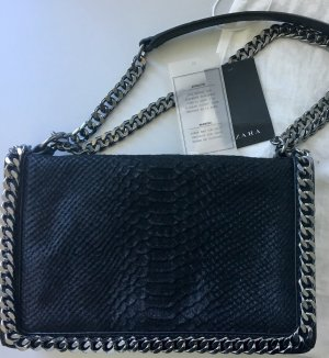 Zara Fell/ Ledertasche
