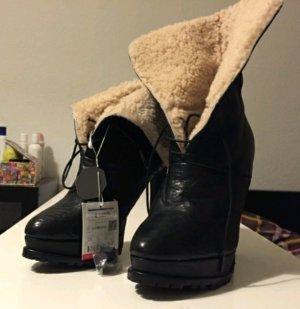 Zara Fell Schnür - Boots