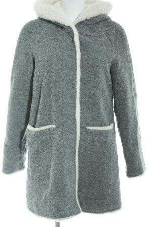 Zara Giacca di pelliccia Colore sfumato stile casual