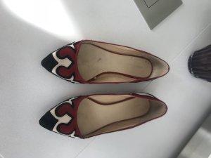 ZARA Flats Schuhe Ballerinas sold out Hipster Blogger Instagram