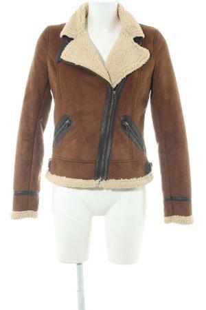 Zara Flight Jacket multicolored casual look