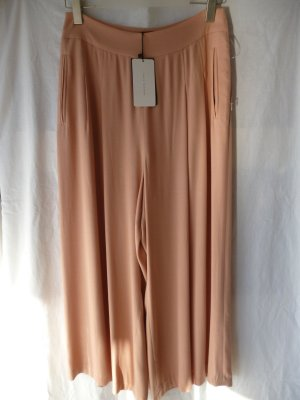 ZARA Fliessende Culotte Rose in L