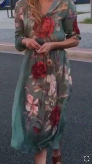 Zara flower Kleid