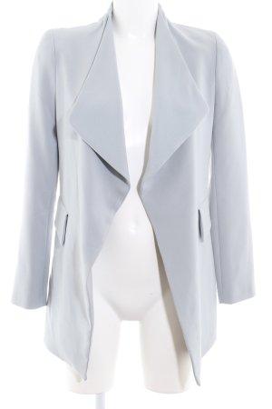 Zara Frack hellgrau Business-Look
