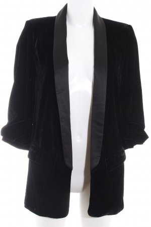 Zara Tailcoat black business style