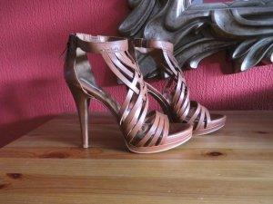 Zara Gladiatoren-Sandaletten Gr. 39