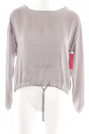 Zara Splendor Blouse light grey casual look