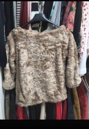 Zara Gold/Beige Pullover