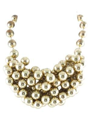 Zara Chaîne en or doré élégant