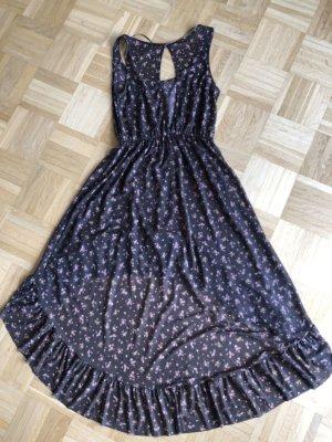 Zara Gr. M, Kleid mit Voltans