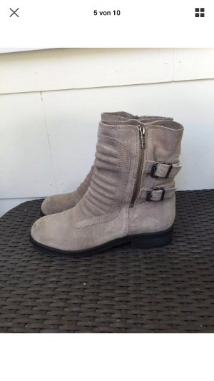 Zara Bottine d'hiver gris