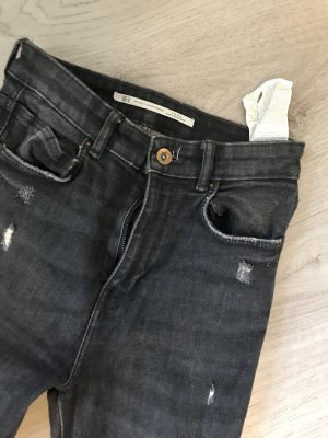 Zara graue Jeans