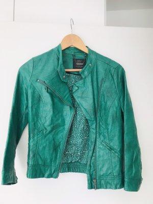 Zara- Grüne Übergangsjacke Gr. XS